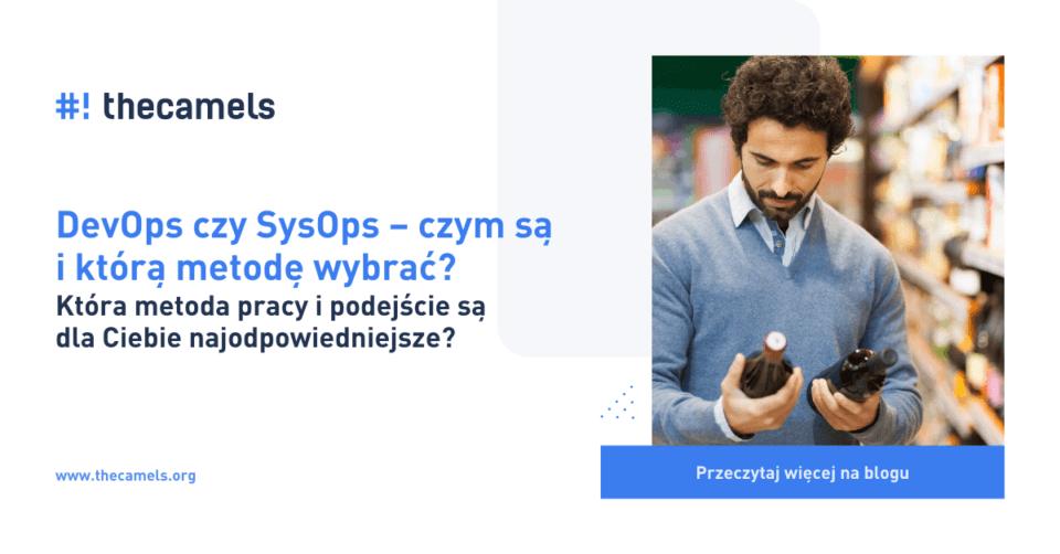 DevOps czy SysOps. Co wybrać?