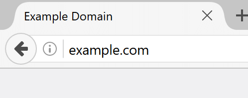 Sites not secured by SSL